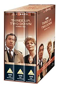 Three Up, Two Down: Series 1 And 2 [VHS] [1985]