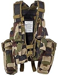 Gilet de combat RSA - Camouflage CE - Miltec