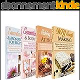 Essentials Oils & Soapmaking: Essential Oils & Soapmaking Boxset - Essential Oils & Aromatherapy For Beginners + Essential Oils & Body Care + Making Soap ... Beauty Boxsets Book 7) (English Edition)