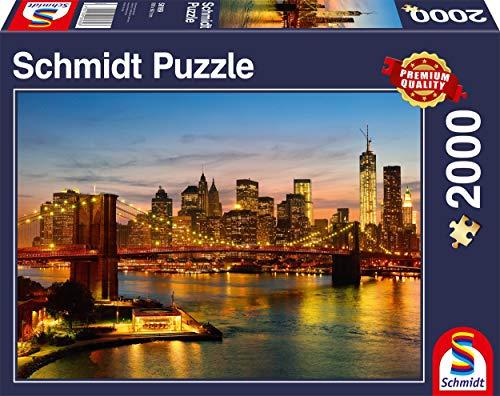 Schmidt - New York Puzzle, 2000 Pezzi