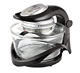 #7: Usha Infiniti Cook Halogen Oven (3514I) 1300-Watt (Transparent Glass)