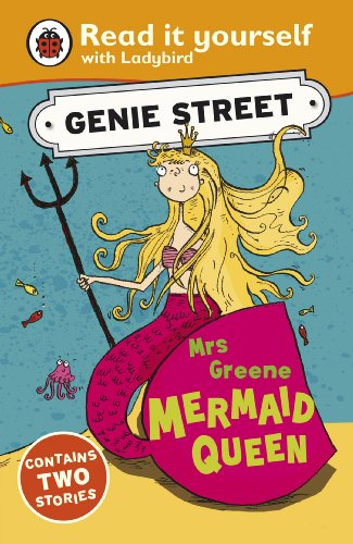 Mrs Greene, mermaid queen