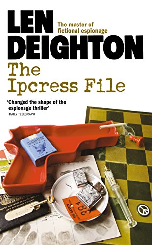 The Ipcress File por Len Deighton