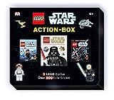 Lego Star Wars Action Box, mit 3 tollen Pocket Büchern mit über 500 Stickern