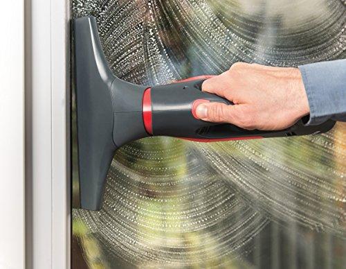 Vileda Fenstersauger Windowmatic Power gris Rot