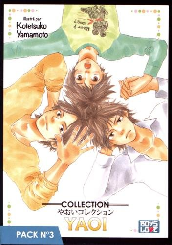 Boy's Love Collection - Pack n°3 - ...