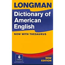 Longman Dictionary of American English, 3rd Edition 3rd by Longman (2004) Paperback