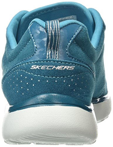 Skechers CounterpartEverything Nice, Sneakers basses femme Turquoise - TURQ