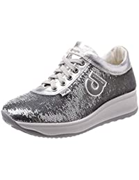 aaa4a39c5a046 AGILE BY RUCOLINE Sneakers Donna- 1315 A Gelso Star