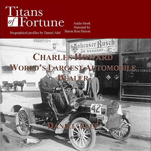 Charles Howard  Audiolibri