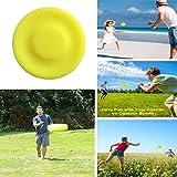 XUNKE 2019 Neueste Mini Frisbeescheibe Disc/ Kreative Handschub-UFO/Wurfscheiben Soft Eva Spielzeug Eltern Kind Zeit , Perfekter Spaß für Erwachsene, Kinder, Sport, Spiele & Outdoor