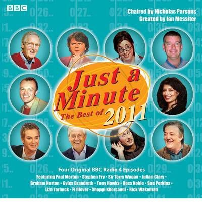 [(Just a Minute: The Best of 2011)] [Author: Ian Messiter] published on (October, 2011)