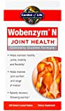 Garden of Life Wobenzym N (200 Enteric-Coated Tablets)