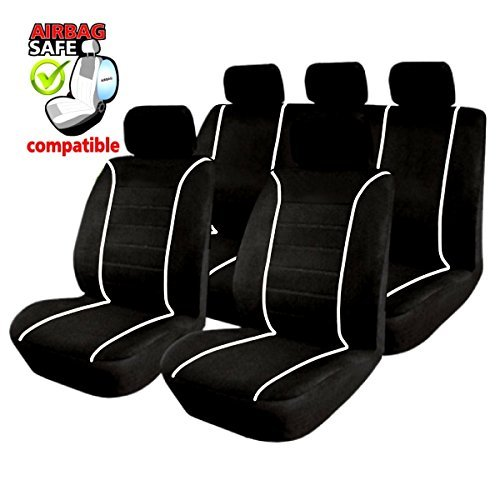 akhan-sb304-qualitt-auto-sitzbezug-sitzbezge-schonbezge-schonbezug-mit-seitenairbag-schwarz-weiss