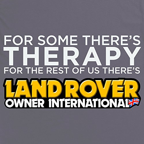 LRO Therapy T-shirt, Uomo Antracite