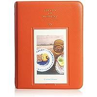 SYG_FR Album Photo Photographie Image 64Pochettes pour Polaroid Fuji Film Instax Mini Film Orange