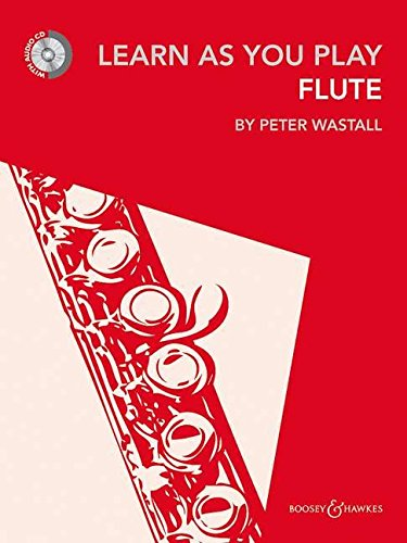 Learn As You Play Flûte Flûte Traversiere +CD (Learn as You Play Series)