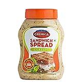 #10: Cremica Sandwich Spread, Classic, 275g