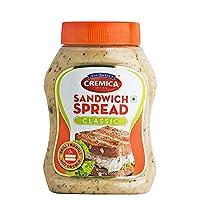 Cremica Sandwich Spread, Classic, 275g
