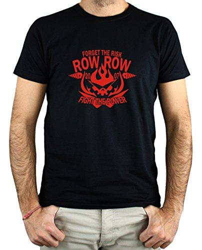 Camiseta Tengen Toppa Gurren Lagann (Negro, L)