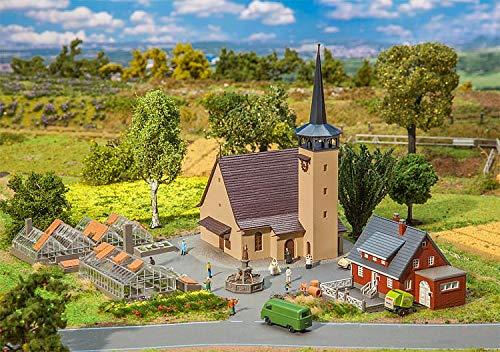 Faller N FA Aktions-Set Dorf