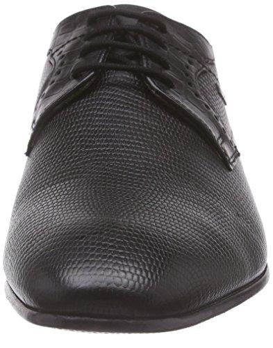 Bugatti 311154011818, Derby homme Noir (schwarz 1000)