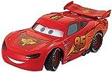 Rocco Giocattoli 00241 - Cars Saetta Mcqueen con Radiocomando ad Laser Infrarossi