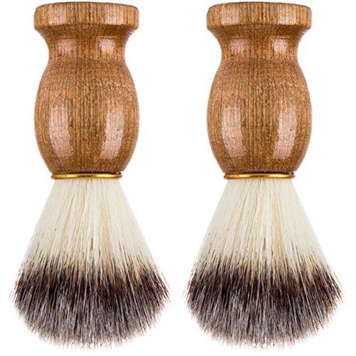 cgdiaoju Herren Neue tragbare Hochwertige Bartbürste Rasierpinsel