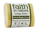 Faith in Nature Gingko Biloba Soap 100g