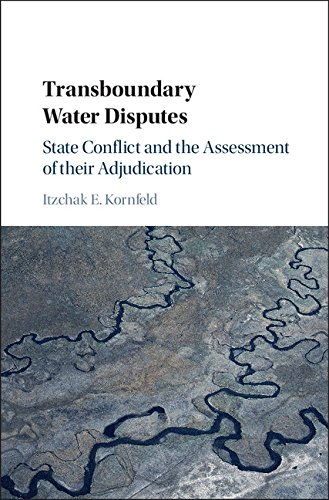 Transboundary Water Disputes: State Conflict and the Assessment of their Adjudication (English Edition)
