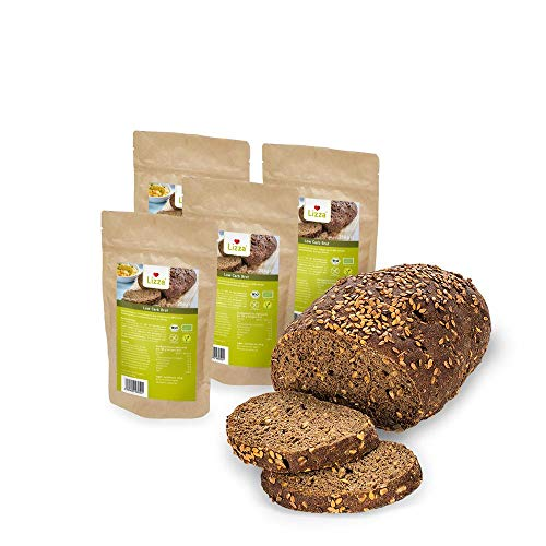 Lizza Low Carb Brot | Low Carb