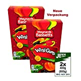 Maynards Bassetts WineGums 2x 400g (800g) - traditionelle englische Weingummis