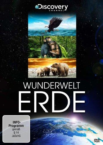 Coverbild: Wunderwelt Erde