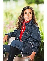 Covalliero Niños chaqueta acolchada Conga Chaqueta, primavera/verano, infantil, color Nightazul, tamaño 140 / 146