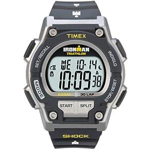 Timex Ironman Endure 30 – Reloj de choque de tamaño completo