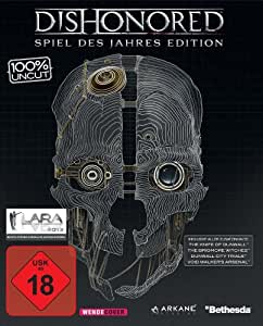 Dishonored: Die Maske des Zorns - Game of the Year Edition  [PC Steam Code]