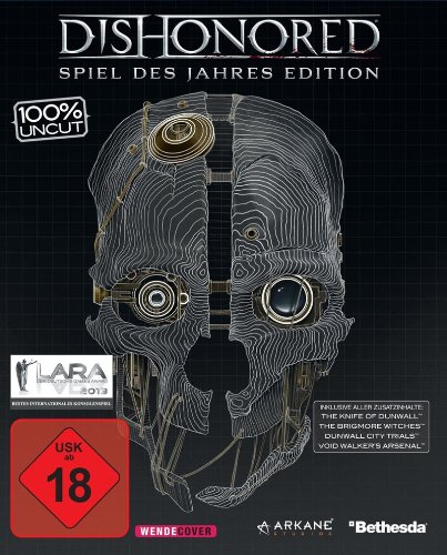 Dishonored Die Maske des Zorns Game of the Year Edition