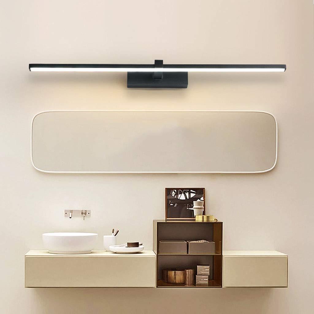 Illuminazione bagno Specchio Front Light LED Camera da letto Bagno Lampada  da parete a prova di umidità Specchio da tavolo Specchio anteriore luce ...