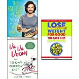 fat loss plan joe wicks, va va voom and lose weight for good fast diet for beginners 3 books collection set - 100 quick and easy recipes with workouts, the 10-day energy diet that will stop you feeling tired all the time, weight loss with intermittent fasting