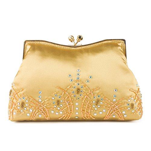 Farfalla 90517, Pochette donna Oro (oro)