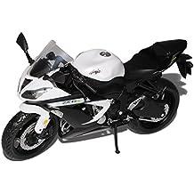 Alles Meinede GmbH Kawasaki ZX 6R 636 Weiss Mit Schwarz Generation Ab