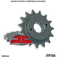 14er Ritzel Ducati Monster 696 ABS 10-14 JT Sprockets JTF736.14