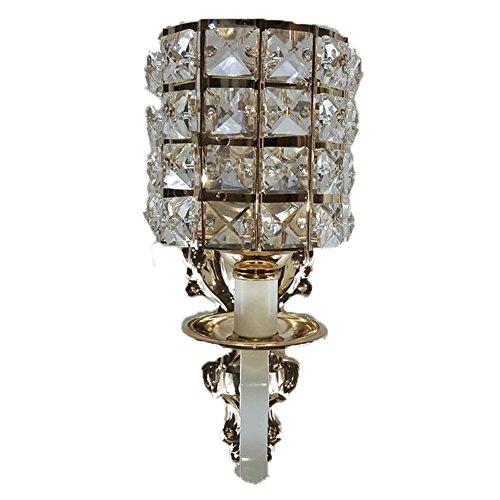 GTB Einfache europäische romantische kreative LED-Kristall-Licht-Wand