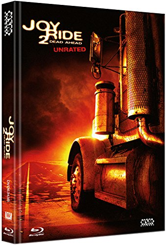 Joy Ride 2 - Dead Ahead - uncut (Blu-Ray+DVD) auf 500 limitiertes Mediabook Cover B [Limited Collector's Edition] [Limited Edition]