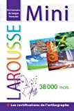 Dictionnaire de français Mini Plus Larousse