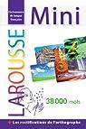 Dictionnaire de français Mini Plus Larousse par Larousse