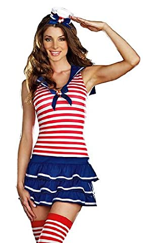 Windy Sails Costume - Large (Dress Size 10-12)