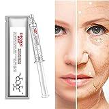 Hyaluron-Serum, Hochdosiert Befeuchtend Anti Aging Lifting Serum Für Gesicht, Hals 10ml