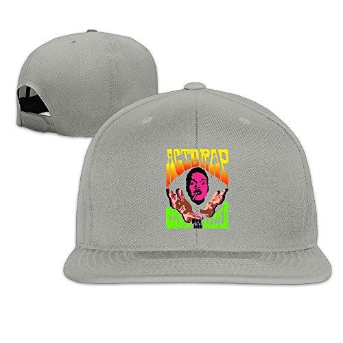 thna-chance-the-rapper-rapper-pictures-adjustable-fashion-baseball-hat-ash