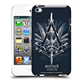 Head Case Designs Offizielle Assassin's Creed Waffen Verband Logo Kunst Harte Rueckseiten Huelle kompatibel mit Apple iPod Touch 4G 4th Gen